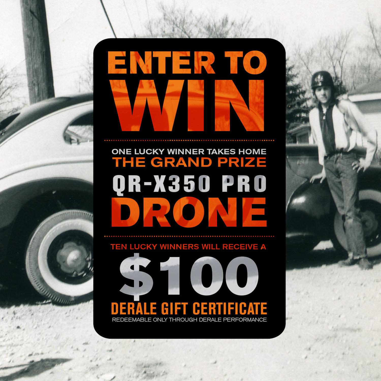 Win A Drone